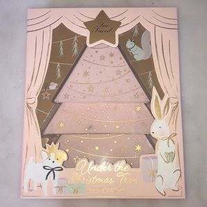 Too Faced Under the Christmas Tree Tri-Palette